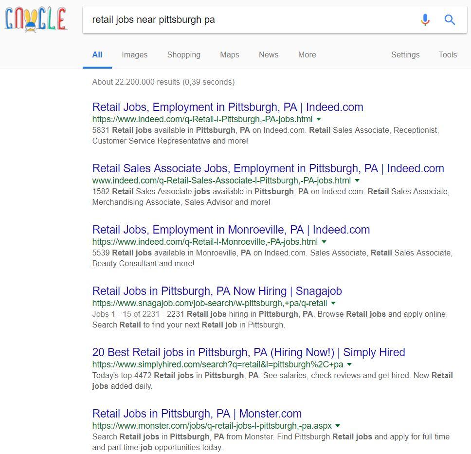 Kommt Google4Jobs nicht nach Europa – warum noch nicht? | Crosswater ...