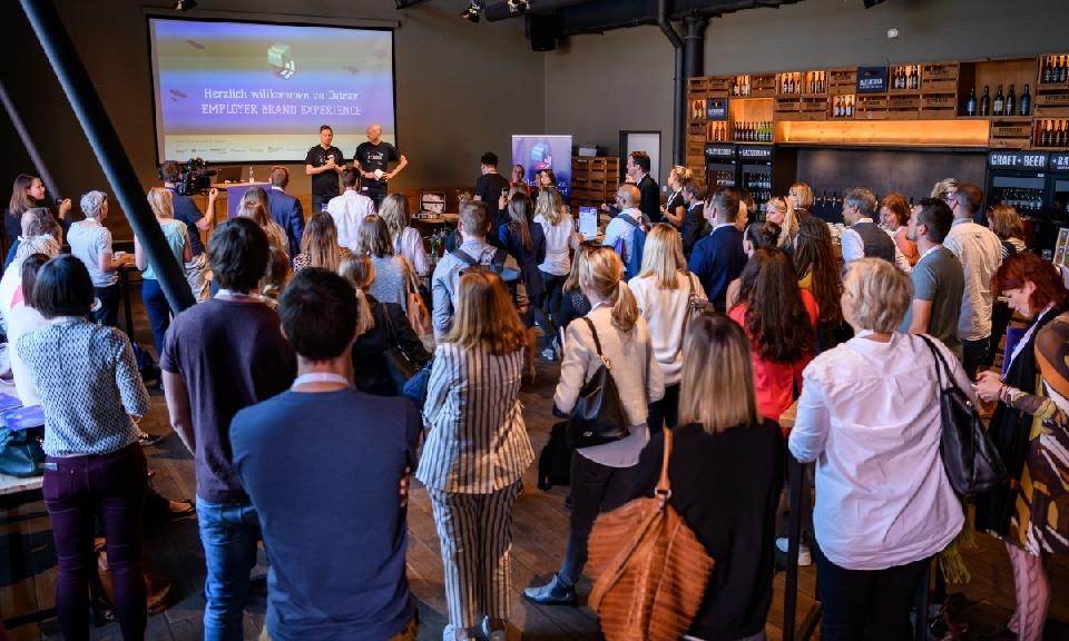 EB-X 2018. Employer Branding Konferenz 2018 Berlin