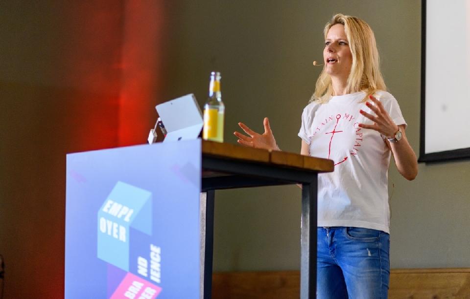 Ildiko Peter EB-X 2018 Hamburg Employer Branding Konferenz