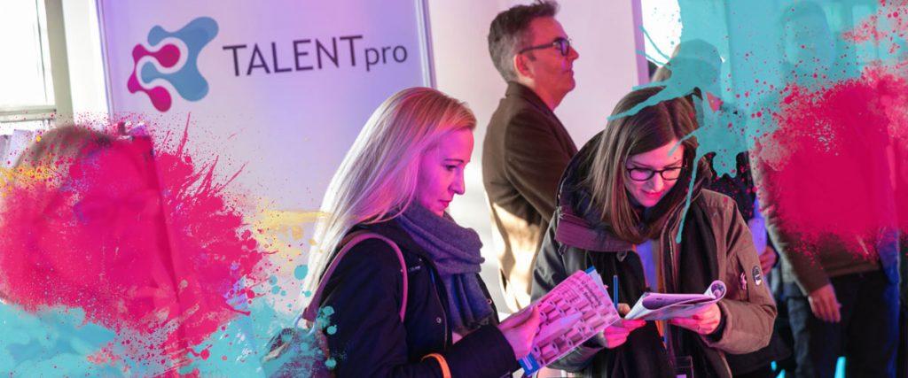 Talentpro, Expofestival, Kulturhalle Zenith, Onboarding, Haufe, Haufe Lexware, Truffls, Indeed, herCareer, LinkedIn, Jobware, firtsbird, Careerbuilder, d.vinci, Stepstone,
