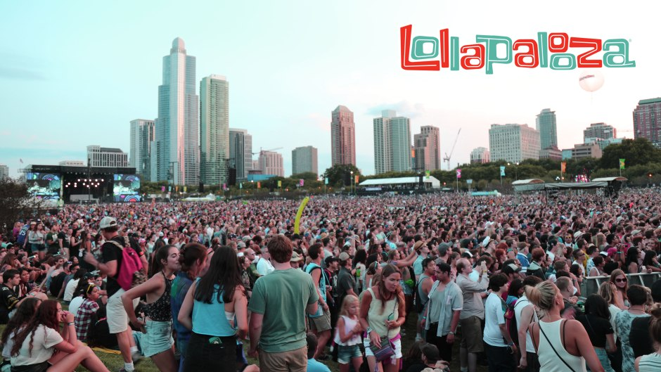 Lollapalooza, Music Festival,