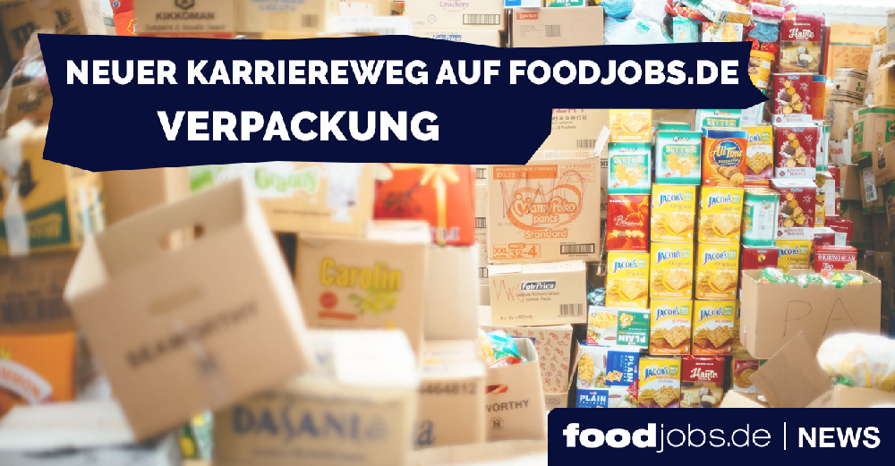 foodjobs.de, Karriereweg Verpackung, Konsumverhalten, Verpackungsindustrie, Packmitteltechnologie, foodjobs.de, Crosswater Job Guide, Packmitteltechnologen,