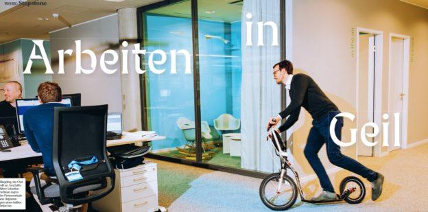 Stepstone, Sebastian Dettmers, Umsatzwachstum, Crosswater Job Guide,