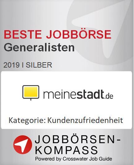 meinestadt.de, Jobbörsen-Kompass, Crosswater Job Guide, TALENTpro Expofestival, Gütesiegel, Wolfang Weber Interview,