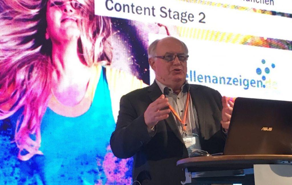 TALENTpro 2019 München, Crosswater Job Guide, Monster, Stepstone, Indeed, Jobware, Company Hub, meta HR, Frank Rechsteiner, Jobbörsen-Kompass, Beste Jobbörsen 2019,