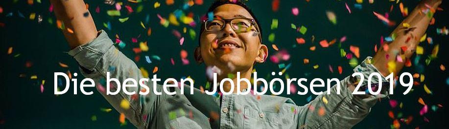 Jobbörsen-Kompass, beste Jobbörsen 2019, Stepstone, meinestadt.de, Indeed, Xing Stellenmarkt, Monster, LinkedIn, Staufenbiel Institut, jobvector, Absolventa, UNICUM Karrierezentrum, T5-Karriereportal, Kimeta,