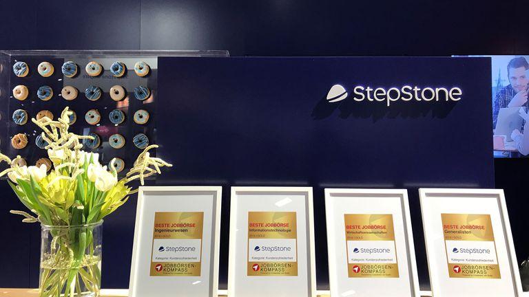 Jobbörsen-Kompass, beste Jobbörsen 2019, TALENTpro Expofestival, Crosswater Job Guide, Stepstone,